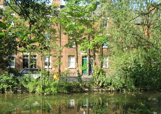 Oxford vacation rental, holiday cottage, Canalside Cottage